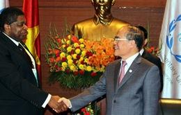 Tổng thư ký IPU: Công tác tổ chức hội nghị của Việt Nam rất chuyên nghiệp