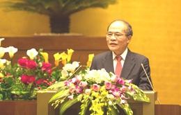 Chủ tịch Quốc hội Nguyễn Sinh Hùng thăm chính thức Trung Quốc từ 23/12