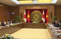 Chủ tịch Thượng viện Nhật Bản thăm chính thức Việt Nam