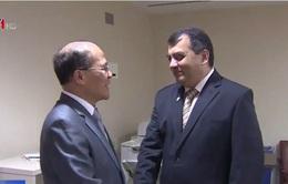 Chủ tịch Quốc hội tiếp Chủ tịch IPU và Chủ tịch Hạ viện Belarus