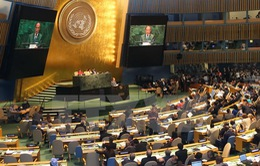 Chủ tịch Quốc hội dự khai mạc Hội nghị thế giới các Chủ tịch Quốc hội
