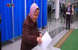 Kazakhstan tiến hành bầu cử Tổng thống trước thời hạn
