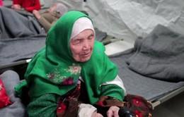 Cụ bà 105 tuổi đi bộ 20 ngày để di cư tới châu Âu