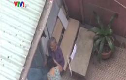 Người nhà phủ nhận clip cụ bà bị hành hung trên MXH