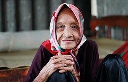 Cụ Nguyễn Thị Trù được công nhận là cụ bà cao tuổi nhất thế giới