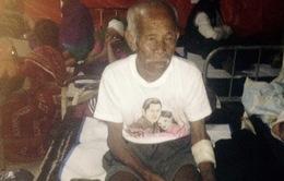 Động đất tại Nepal: Cụ ông 101 tuổi được cứu sống