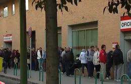 Tỷ lệ thất nghiệp cao tác động tới cử tri Tây Ban Nha
