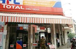 2 cửa hàng xăng dầu tại Hà Nội móc túi người tiêu dùng
