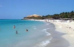 Du lịch Cuba tăng trưởng cao nhất trong 15 năm qua