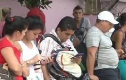 Người dân Cuba được tiếp cận Wifi