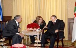 Cuba ủng hộ chính sách đối ngoại của Algeria
