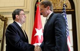 Mỹ sắp mở lại Đại sứ quán Mỹ tại Cuba