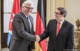 Cuba và Đức tái thiết lập quan hệ song phương