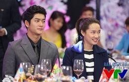 """Kang Tae Oh """"hẹn hò"""" Nhã Phương ở Bữa trưa vui vẻ đặc biệt"""