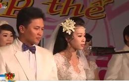 Đám cưới tập thể cho công nhân nghèo