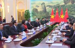 Tổng Bí thư hội kiến Thủ tướng Trung Quốc Lý Khắc Cường