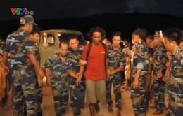 Vụ tạm giữ 8 người nghi cướp biển: Gặp nhiều khó khăn