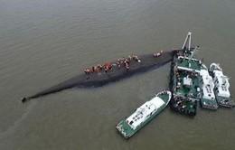 Bảo hiểm Trung Quốc chi 92,5 triệu NDT bồi thường vụ chìm tàu