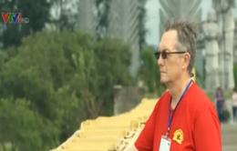 Nghẹn ngào chuyến thăm Việt Nam của những cựu chiến binh Mỹ