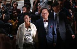 Cựu Đặc khu trưởng Hong Kong ra hầu tòa do tham nhũng