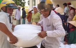 Niềm vui của nông dân vùng tâm hạn Ninh Thuận