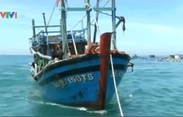 Hải quân Vùng 3 cứu thành công tàu cá bị nạn