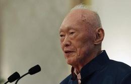 Sức khỏe cựu Thủ tướng Singapore chuyển biến xấu