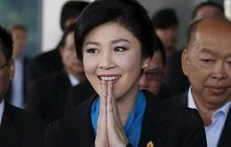 Cựu Thủ tướng Thái Lan Yingluck trình diện trước tòa