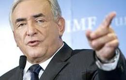 Cựu Tổng giám đốc IMF phải hầu tòa vì liên quan đến đường dây mại dâm