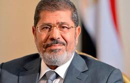 Cựu Tổng thống Ai Cập Mohamed Morsi bị kết án tử hình
