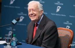 Cựu Tổng thống Mỹ Jimmy Carter chiến thắng bệnh ung thư