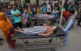Khắc phục hậu quả của trận động đất ở Nam Á
