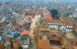 Nepal: Cộng đồng quốc tế chạy đua trong công tác cứu hộ
