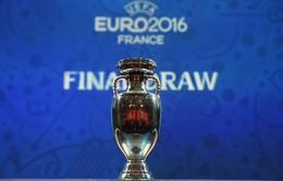 Kinh tế suy thoái, tiền thưởng Euro 2016 vẫn cực khủng