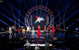 Lộ diện thí sinh xuất sắc nhất tuần 3 Học viện ngôi sao 2015 (19h55, VTV6)