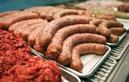 WHO bị kiện vì cảnh báo ung thư liên quan tới thịt chế biến sẵn