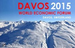 5 mối lo toàn cầu tại Diễn đàn Davos 2015