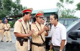 Tập huấn nâng cao kiểm soát và xử lý vi phạm nồng độ cồn tại 17 địa phương