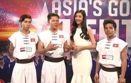 Tìm kiếm tài năng châu Á - Tập 5, 6: Những hình ảnh ấn tượng