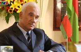 """""""Việt Nam và Belarus đang có độ tin cậy chính trị ở cấp cao nhất"""""""