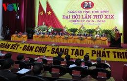Phó CTQH Nguyễn Thị Kim Ngân dự Đại hội Đảng bộ tỉnh Thái Bình