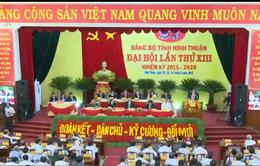 Khai mạc Đại hội đại biểu Đảng bộ tỉnh Ninh Thuận lần thứ XIII