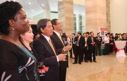 Việt Nam tăng cường hợp tác quốc tế về quản lý tài nguyên nước