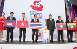 Khởi động giải vô địch các CLB bóng đá khu vực sông Mekong