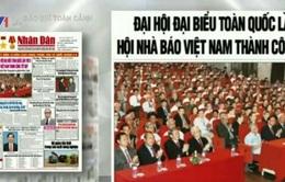 Đại hội Hội Nhà báo - Dấu mốc phát triển của báo chí cách mạng Việt Nam