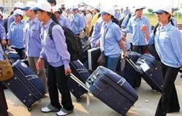Đài Loan (Trung Quốc) tiếp nhận lại lao động Việt Nam