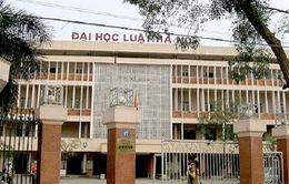 Đại học Luật Hà Nội: Điểm chuẩn dự kiến từ 20,25 đến 29,25