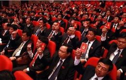 Khai mạc Đại hội Đảng bộ thành phố Hà Nội