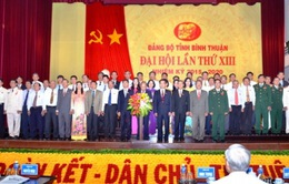 Bế mạc Đại hội Đảng bộ các tỉnh Bình Thuận, Điện Biên và Lai Châu