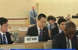 Việt Nam kêu gọi hợp tác trong việc giải quyết vấn đề nhân quyền